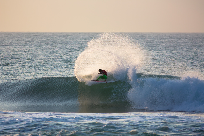 WT surfer Filipe Toledo opens his campaign