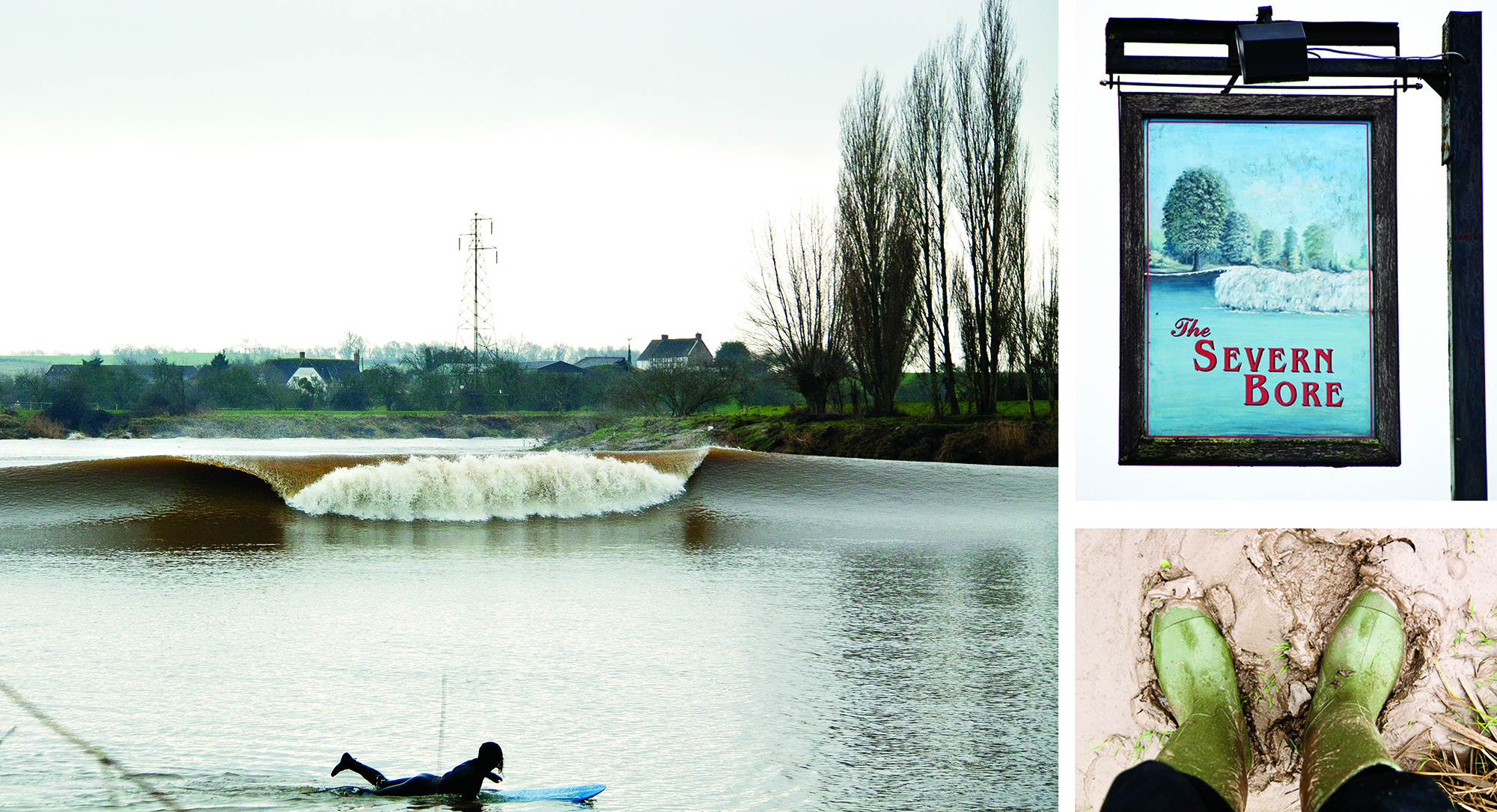 County Limits The Severn Bore Wavelength Europe S
