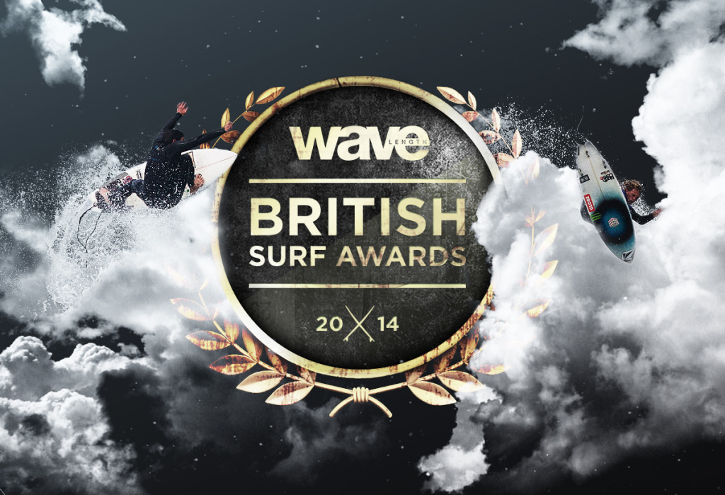 British Surf Awards 2014 - Presented by Wavelength