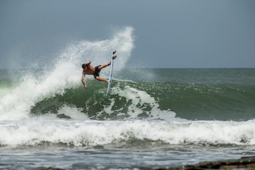 Clay Marzo Nicaragua Living