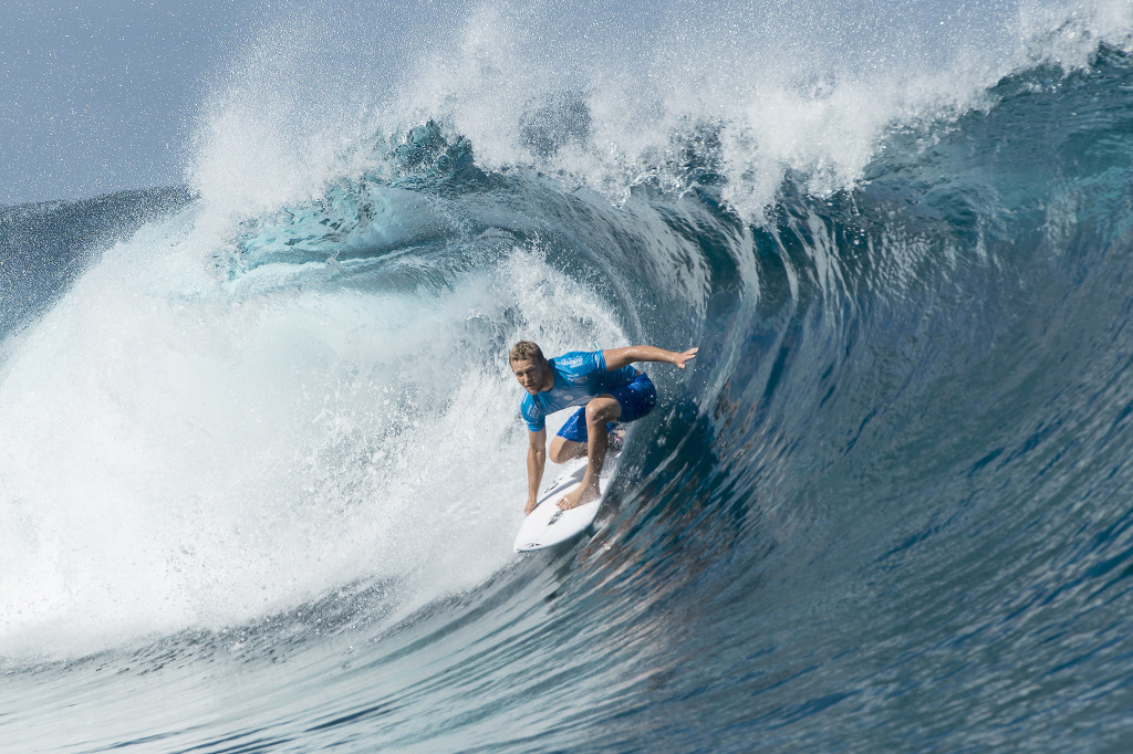Payne finished equal 13th in the Billabong Pro Tahiti after being defeated in Round 3