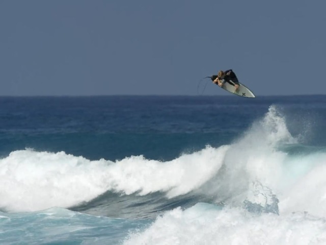 One Minute With John John Florence