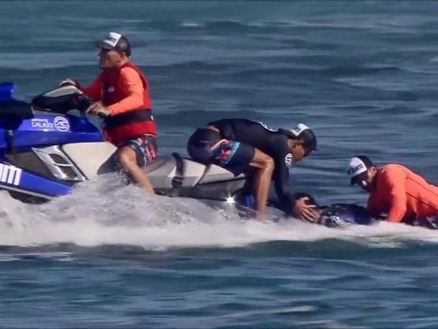The Worst Wipeouts Ever At The Billabong Pro Tahiti