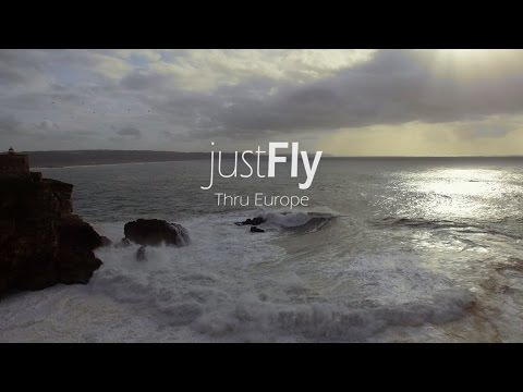 Fly Through Europe