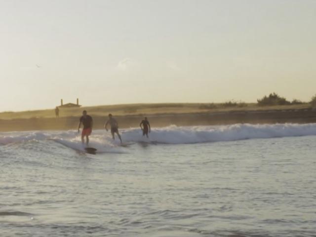 Texas Tanker Surfing