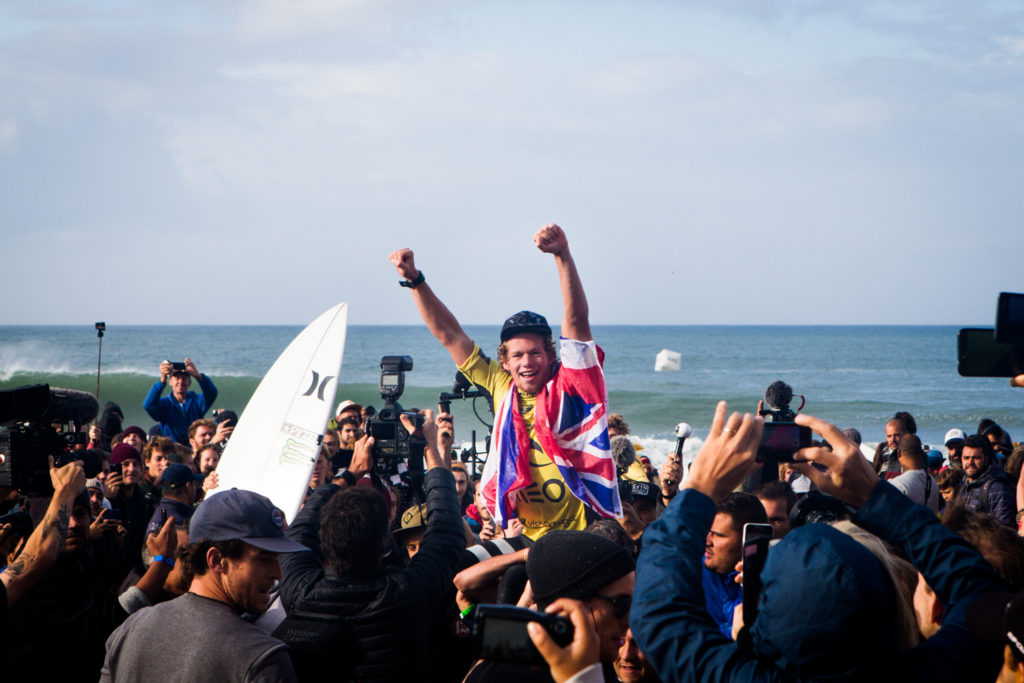 World Champion John John Florence