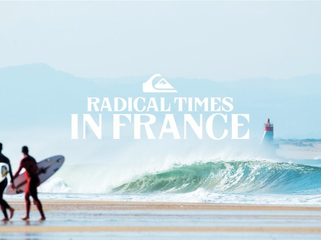 Radical Times In France With Team Quik