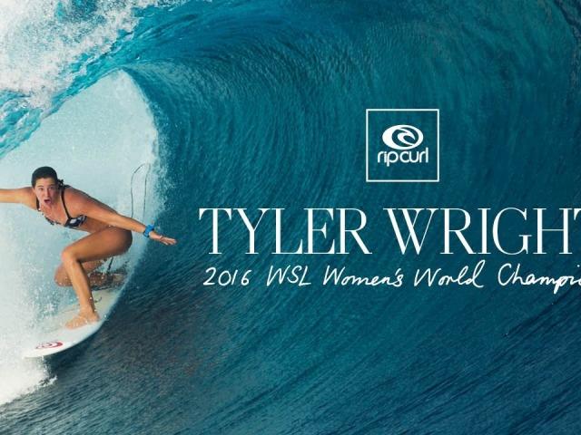 Tyler Wright's 2016 Highlight Reel
