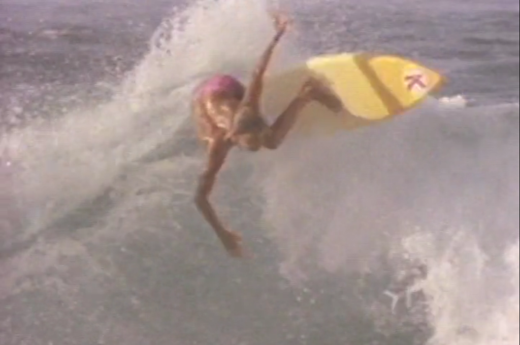 Kelly Slater early footage