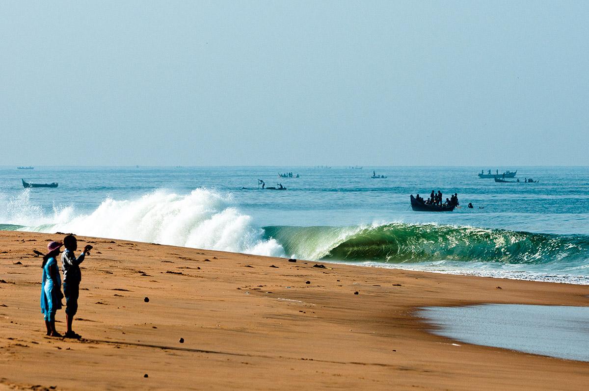 India. Image: Chris Burkard