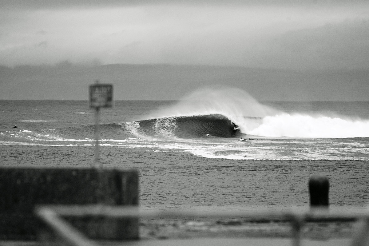 Thurso certainly not to be sniffed at. Image: Ben Selway