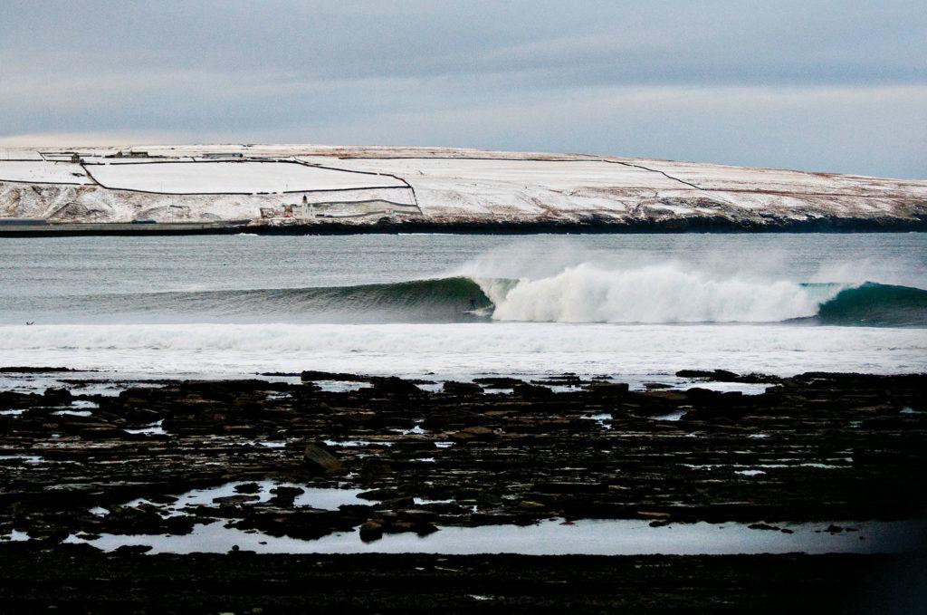 SURVIVE WINTER surfing