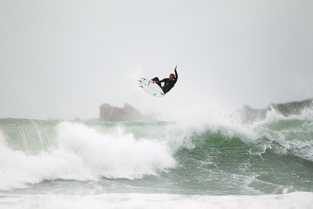Johnny Wallbridge. Image: Pierre Gisson