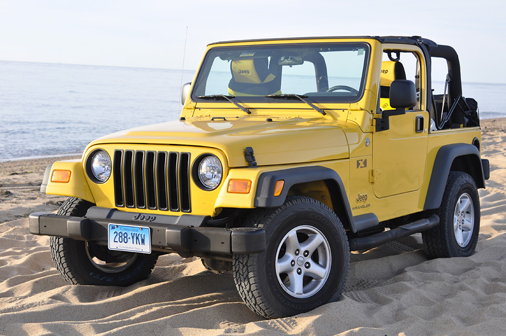 Jeep's look the part but may not be good for the budget. Image: Tim Taylor