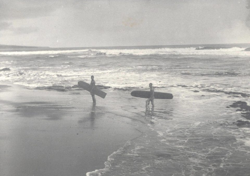 Hawaiian Surfers 120 years