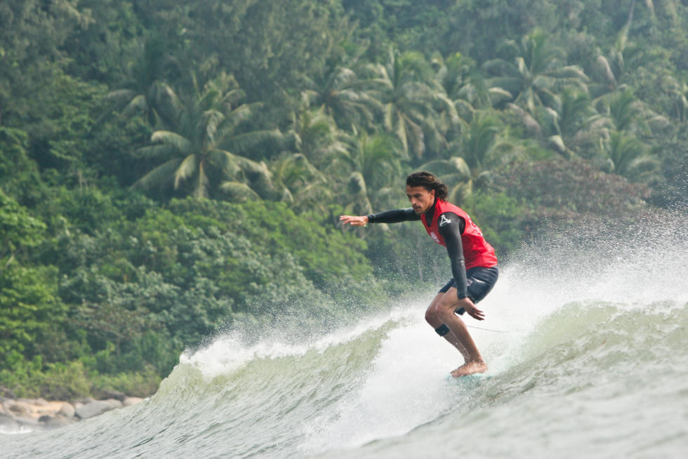 chinese surfing