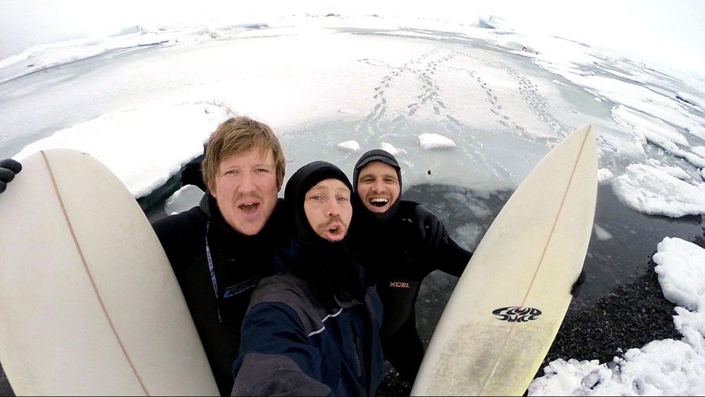 freezing film