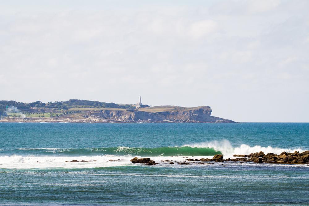 surf trip santander