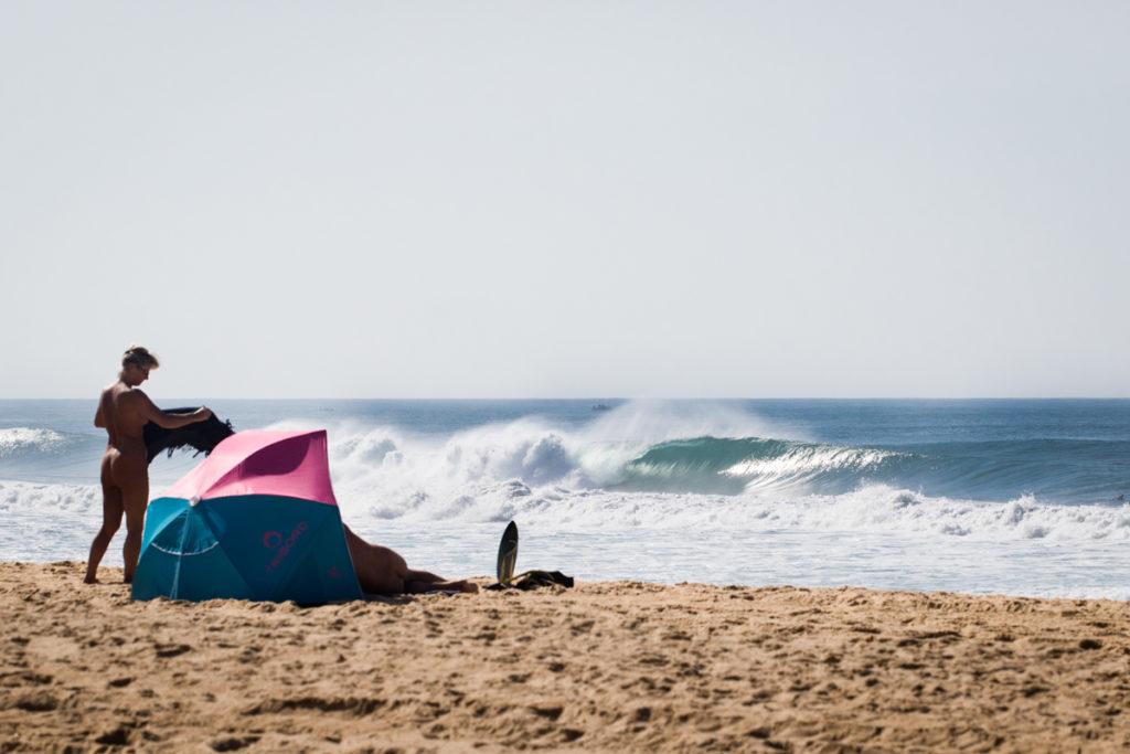 Le Culs Nus surf