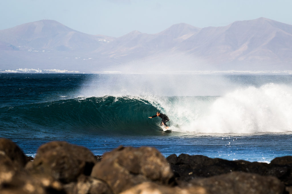 Fuerteventura winter surf trip