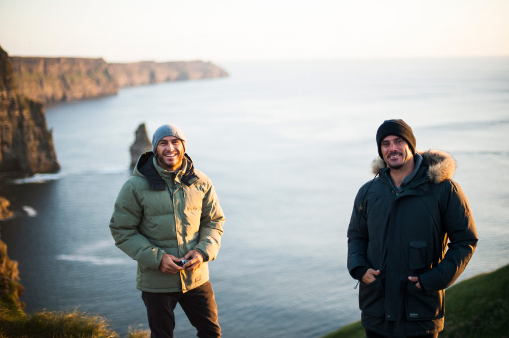 Shane Dorian & Sancho in Ireland