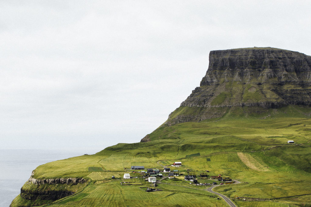 Faroe Islands surf