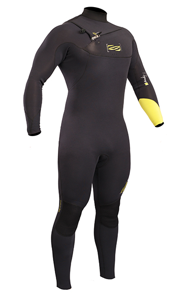 Gul Men S Response Fx Chest Zip Wetsuit Wavelength