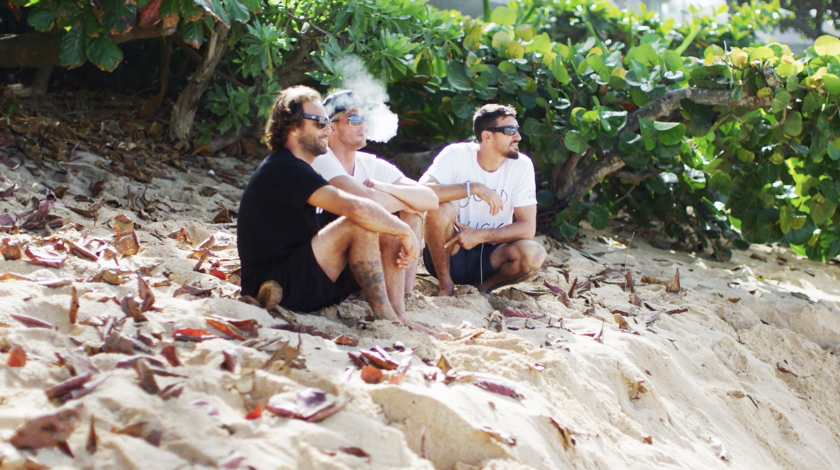 Weed & Surfing: Before, After, Both or Never? - Wavelength